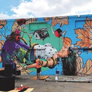 Orlando is packed with great street art – you just have to know where to find it