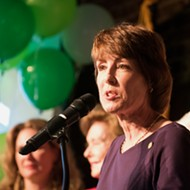 In Orlando, Gwen Graham tells Andrew Gillum: 'Go out and win this damn thing'