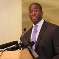 Check out this behind-the-scenes footage of Andrew Gillum's historic Florida primary win