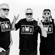 Hulk Hogan says an nWo reunion is coming to Orlando next month