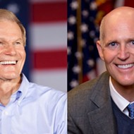 Bill Nelson and Rick Scott have finally agreed to a first debate