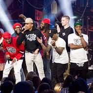 Nick Cannon revives comedy rap battle show 'Wild 'N Out' at Amway Center