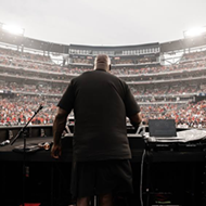 Shaq is a DJ now, and he's doing a set in Orlando