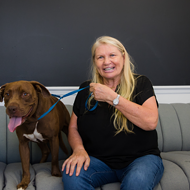 This Winter Park resident has spent $50K saving shelter dogs one heartworm treatment at a time
