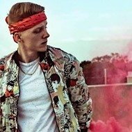 Local singer and producer Kyle Denmead to play solo at Soundbar this Thursday