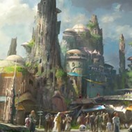 Disney just gave us a major unannounced Star Wars land update in the most unlikely of places
