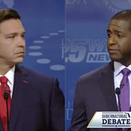Gillum and DeSantis brawl in fiery final debate of Florida governor's race