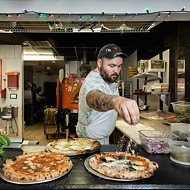 Pizza Bruno opens today in downtown Orlando