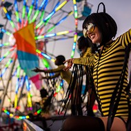 Electric Daisy Carnival turns Tinker Field into a neon EDM wonderland