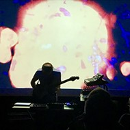 Orlando musician Steven Head furthers his synthesized guitar explorations at the In-Between Series