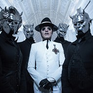 Ghost introduces the Dr. Phillips Center to black metal on Black Friday