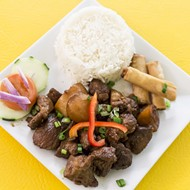 Traditional dishes at Filipino restaurant Inay's Kitchen are as comforting as they are exciting