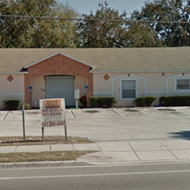 Stray bullet hits day care worker outside private school near Orlando