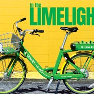 Dockless Lime bikes are suddenly everywhere. Are they Orlando's answer to public transit's 'missing mile'?