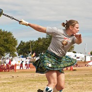 Scottish Highland Games return to Winter Springs this weekend