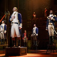I'm here to say that Hamilton is the rare phenom that lives up to  all the accolades