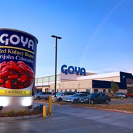 Goya Foods plans to build a massive distribution warehouse in Central Florida