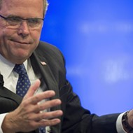 Jeb Bush told <i>Face The Nation</i> he thinks the retirement age should be raised