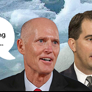 Forecast the Facts launches website that pokes fun at Gov. Rick Scott's climate-change denial