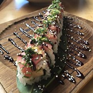 Roll your own: Dragonfly Robata Grill & Sushi celebrates International Sushi Day on Thursday