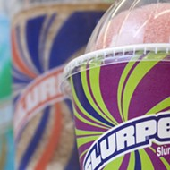 7-Eleven is giving away free Slurpees Saturday, because it's 7/11