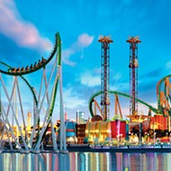 Universal's Islands of Adventure top attraction worldwide, according to TripAdvisor