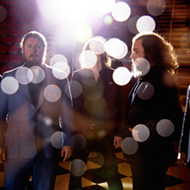 My Morning Jacket's soulful new album trickles funds toward the Waterfall Project
