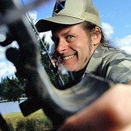 Ted Nugent signs up to get one of Florida's first bear-hunting licenses