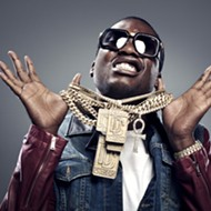 Where's the beef: Meek Mill at Gilt Nightclub