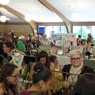 Big Bang Bazaar brings 200 local artists to the Central Florida Fairgrounds for a day of bargain hunting