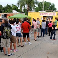 Nationwide, Orlando is tops for food trucks