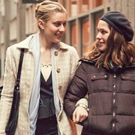 Mistress America talks furiously but conveys little
