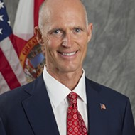 Politico finds that Gov. Rick Scott's office scrubbed Planned Parenthood press releases of pertinent information
