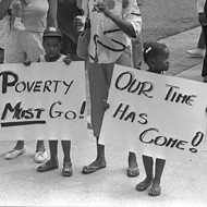 Downtown protest against poverty planned for Labor Day