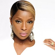 The Orlando sessions?! Mary J. Blige is coming in November
