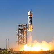 Florida convinces Amazon exec Jeff Bezos to bring his Blue Origin aerospace project to Space Coast