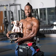 Pet Alliance releases its hot Orlando firefighters with adorable shelter pets calendar