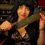 No Wave icon Lydia Lunch blitzes Orlando