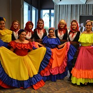 Huellas de Colombia Folkdances brings native dance to ARTlando, Sept. 26