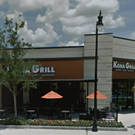 Kona Grill in Winter Park has permanently closed