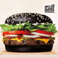 Burger King rolls out black buns for Halloween Whopper