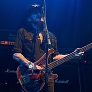 Despite Lemmy health scare, Motörhead arrives and conquers (House of Blues)