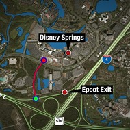 Disney Springs gets its own I-4 exit ramp