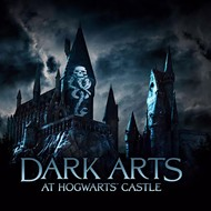Universal Orlando announces new light show called 'Dark Arts at Hogwarts Castle'