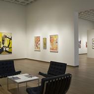 'Mid-Century to This Century': 35 paintings by Harold Garde bridge his 70-year career