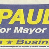 Local artist says Paul Paulson refuses to pay for using campaign illustration