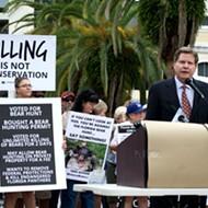 Black bear activist Chuck O'Neal wants to run for Florida House