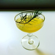 Give thanks with the Last Word, a forgotten classic cocktail