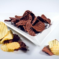 Publix announces they will carry Grimaldi's chocolate-covered potato chips starting today, fans lose it