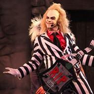 You have until December to say goodbye to Universal's Beetlejuice Graveyard Revue